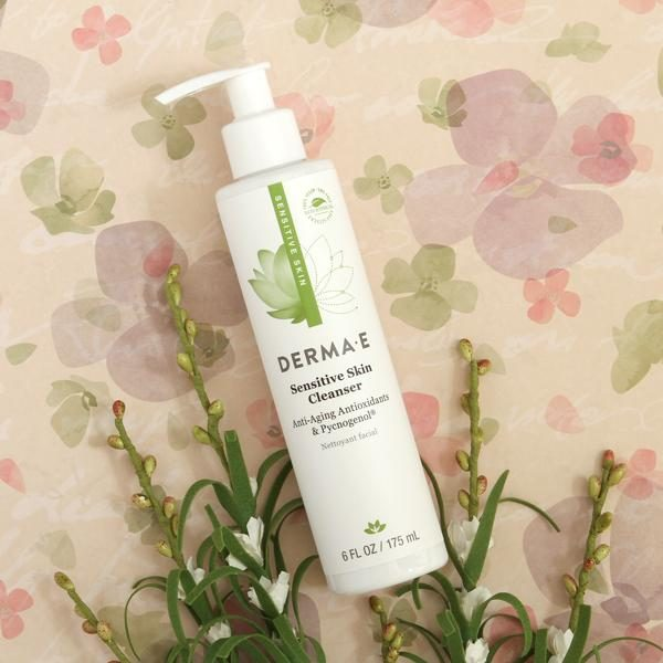 Sensitive Skin Cleanser 1