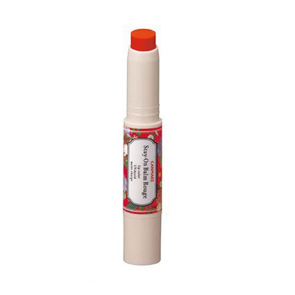 Canmake-stay-on balm rouge 14