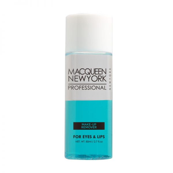 Macqueen Make Up Remover For Eyes & Lips