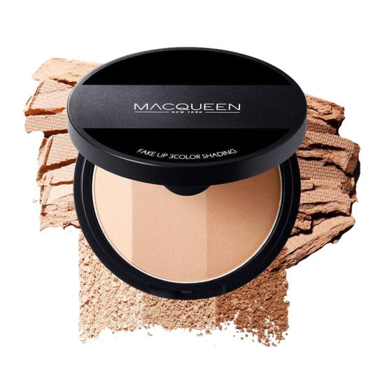 Phan tao khoi Macqueen Fake Up 3 Color Shading