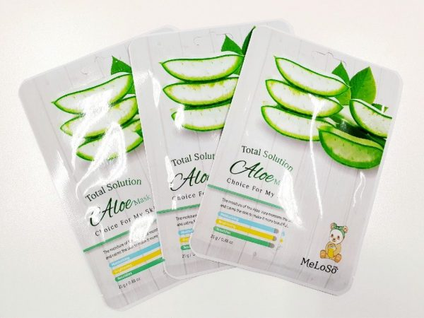 Skin Apple Total Solution Aloe Mask