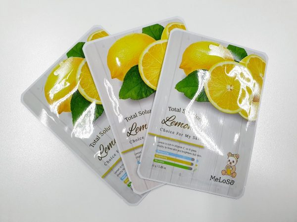 Skin Apple Total Solution Lemon Mask