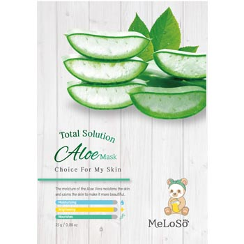 Total Solution Aloe mask