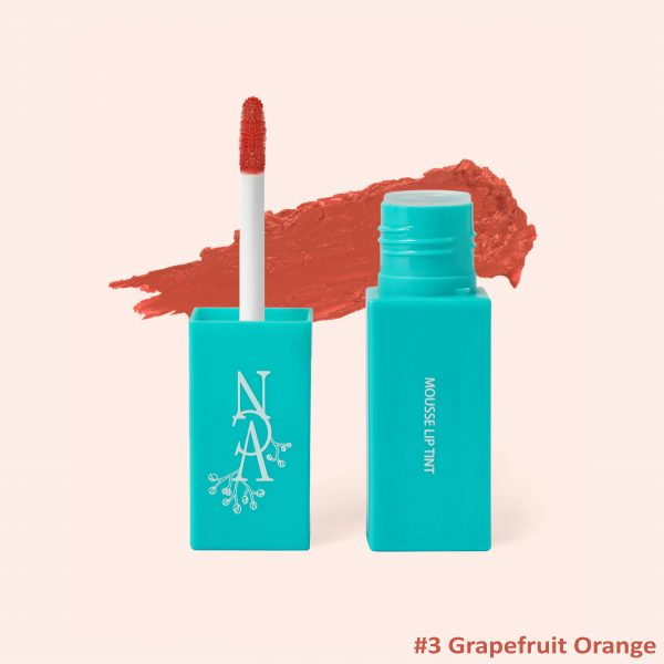 Mousse Lip Tint - 03 Orange