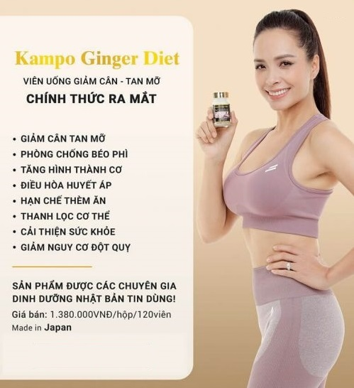 cong-dung-kampo-ginger-diet