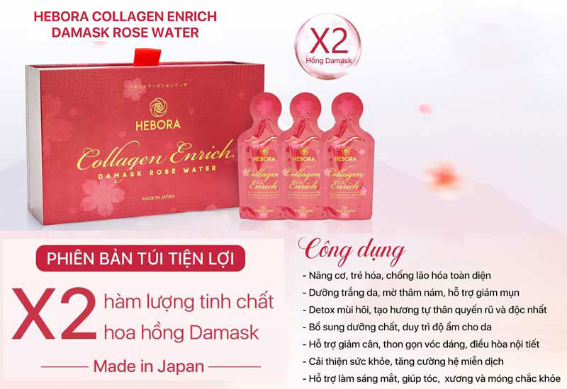 Hebora-Collagen-Enrich-Damask-Rose-Wate