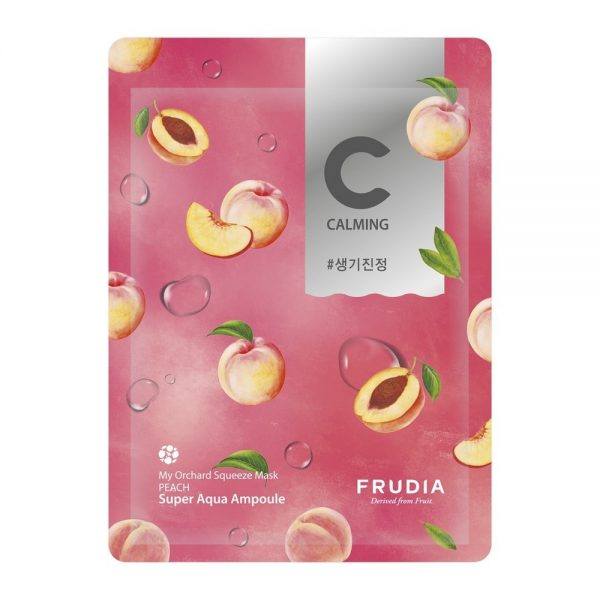 Frudia-My-Orchard-Squeeze-Mask-Peach